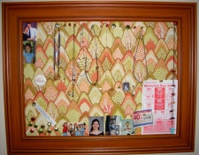 How-to: Make a gorgeous bulletin board