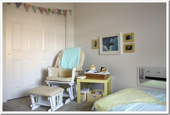 Designing Baby Nursery When You Sharing Room Joyful Abode
