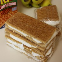 """Ice Cream Sandwiches"" – 150 calories"