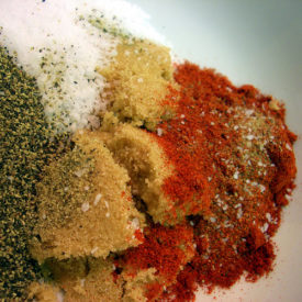 """Ron's Rub"" – Delicious (and simple!) steak rub"
