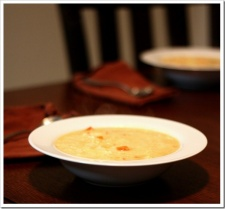 Comforting Cauliflower Soup
