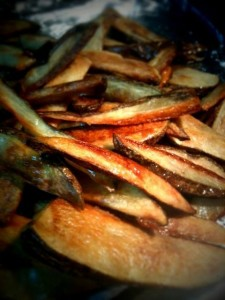 Baked Oven Fries Recipe