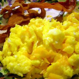 Brinner = breakfast for dinner