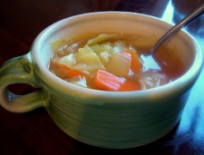 Cabbage Soup Recipe