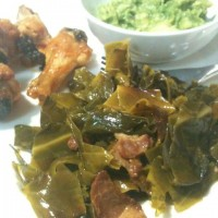 Collard Greens, Southern Style