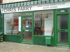 Creative Spaces 14 – Chris Parry