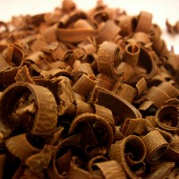 Dark Chocolate Shavings – How To