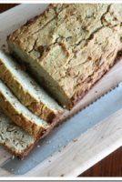 Grain-Free (Coconut Flour) Zucchini Bread Recipe