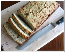 Grain-Free (Coconut Flour) Zucchini Bread Recipe