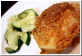 Grain-Free Chicken Cordon Bleu – Make and Freeze