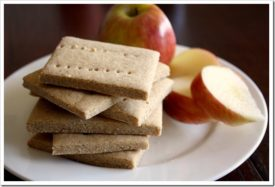 Grain-Free Gluten-Free Graham Cracker Recipe