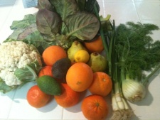 Hanford, CA CSA  – Week 1