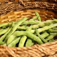 Huge honkin' green beans