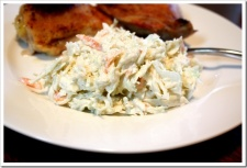 Husband-Approved Cole Slaw