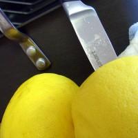 "Lemon ""Engagement Chicken"""