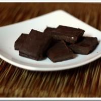 Low-Sugar Chocolate Fudge
