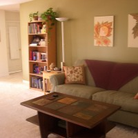 Milton, FL Living Room and Dining Room