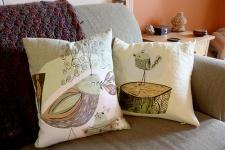 New Pillows!