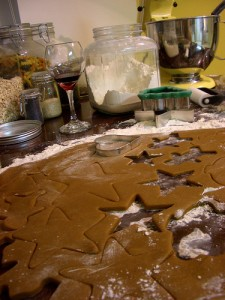 Newlywed Gingerbread