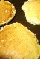 Oatmeal Walnut Pancake Recipe