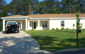 Our New Abode – NAS Meridian, MS