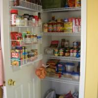 Pantry shuffle… or Reorganizing the FoodStuffs