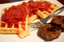 Perfect Primal Grain-Free Gluten-Free Waffles