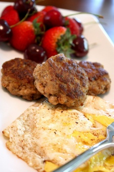 Pork Breakfast Sausage – Spicy Version