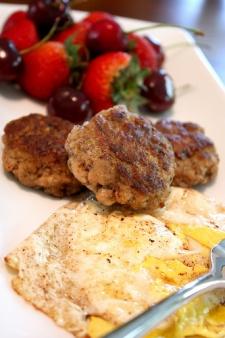 Pork Breakfast Sausage – Spicy Version