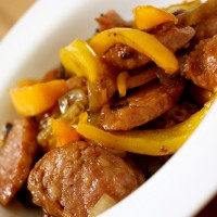 Sausages, Peppers, and Onions – Easy Recipe
