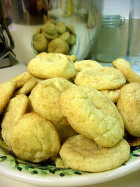 Simply Delicious, Soft, Chewy Snickerdoodles