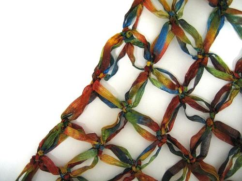 Lovers (Soloman's) knot - Crochet Me