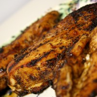 Sweet and Spicy Grilled Chicken Rub