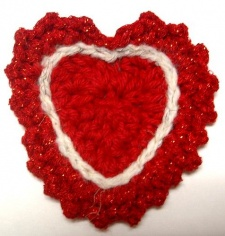 Valentine Brooches