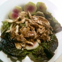 Yesterday was AWESOME – CSA, grass-fed beef, yummy dinner, and a surprise