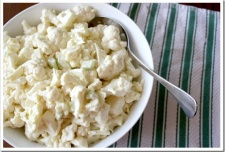 Zingy Cauliflower Salad