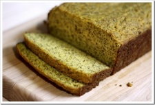 Grain-Free Basic Bread (Coconut Flour Flax Bread)
