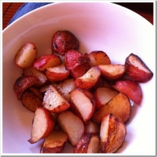 Lemony Potatoes Recipe