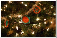 Handmade Christmas–Part 1: Decorations