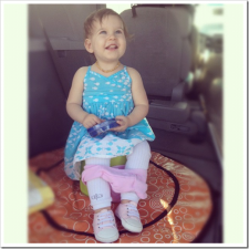 Dwelling on the Diaper Bag — Potty-Training Toddler Edition