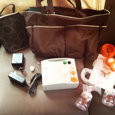 Hygeia EnJoye Breast Pump Review