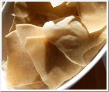 Salted Caramel / Butter Toffee Potato Chips Recipe