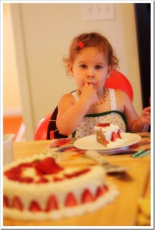 Happy 2nd Birthday, Anneliese!