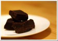 Coconut Oil Fudge