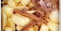 Cinnamon Applesauce in the Crock Pot