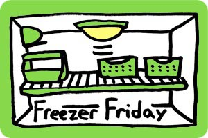 Freezer Friday - foods to make and freeze!