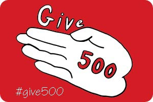 #Give500 Challenge at Joyful Abode