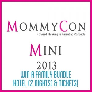 MommyCon Mini! I'm attending and YOU can too!