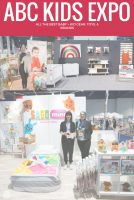 This October, Henry and I attended the 2016 ABC Kids Expo in Las Vegs, NV. Here are all of the awesome baby gear, toys, and brands we saw!
