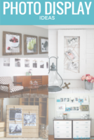 Need inspiration and ideas for how to display your photos and memories? These 29 photo display ideas and tips will have your walls gorgeously decorated in no time!